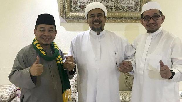 PKS Ingatkan Jokowi Segera Pulangkan Habib Rizieq Shihab