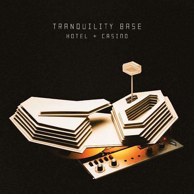 Arctic Monkeys — Tranquility Base Hotel & Casino