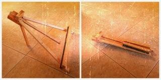 Artist's Loft™ Mini Pro Folding Easel