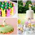 10 Ideias para bolos infantis com tema de Páscoa