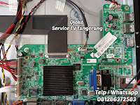 Service Android TV Tangerang