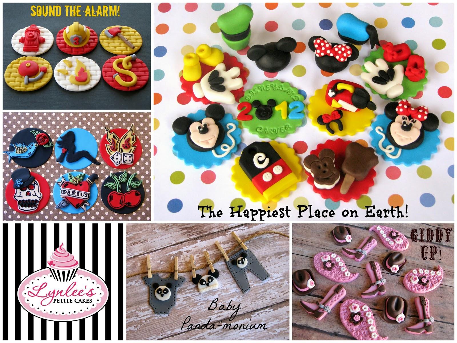 0ea46f8f557 Winner will receive  One dozen two-dimensional fondant cupcake toppers