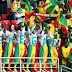 Senegal players show Africa how it's done; their fans give the world cleanliness goals