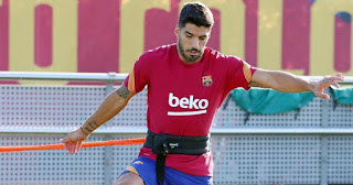 Source: Suarez is believed to be pushing for Barcelona stay