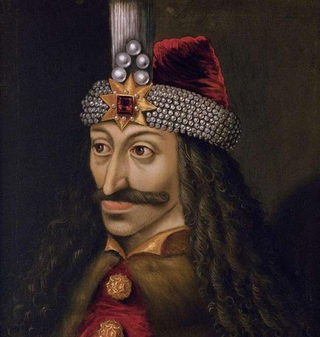 Vlad The Impaler Muda dan Pesta Perjamuan