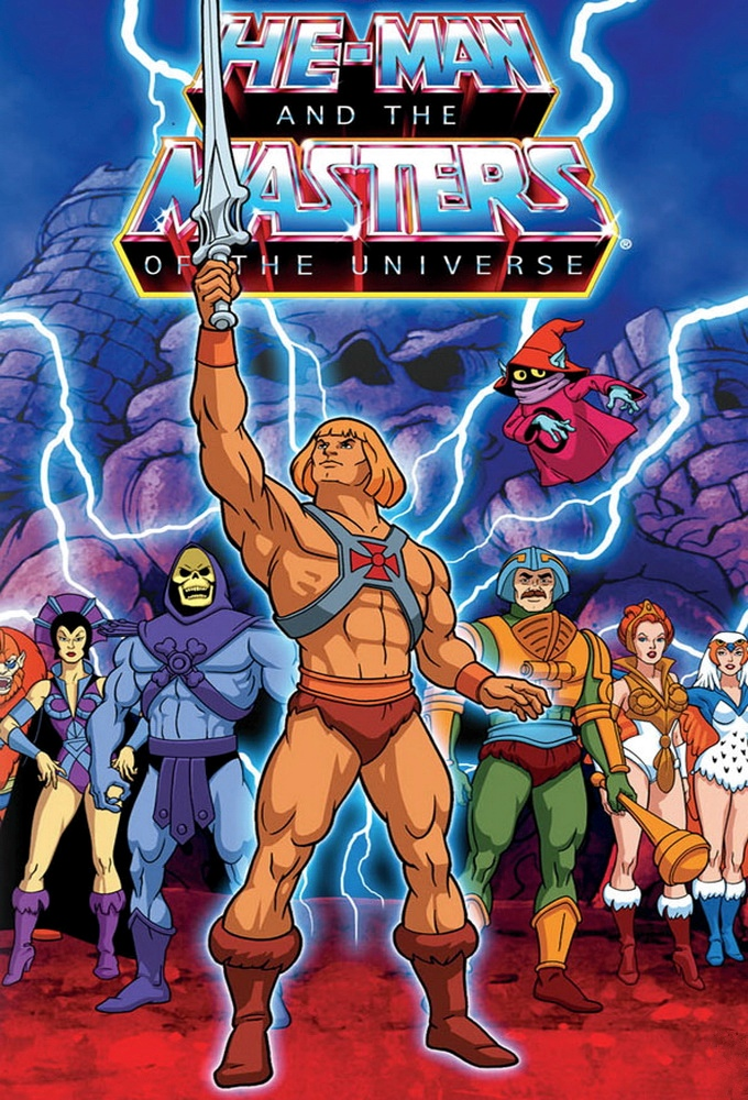 He-Man and the Masters of the Universe [Season 1] [1983] [DVD9] [NTSC] [Latino] [2 DISC]