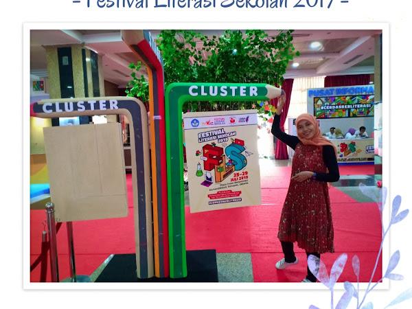 Cerdas Berliterasi di Festival Literasi Sekolah
