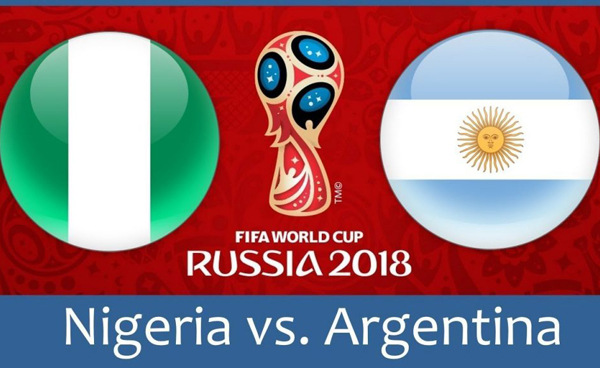 Nigeria vs Argentina Full Match Replay 26 June 2018