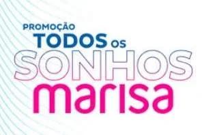 Promoção Todos os Sonhos Marisa Prêmios Semanais