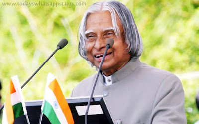 Best 10 APJ Abdul Kalam Quotes Status