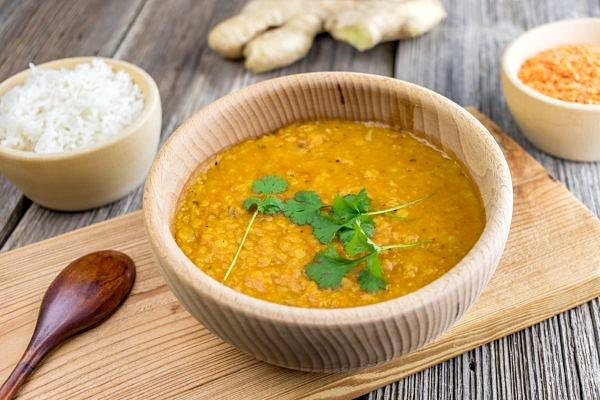 receita de lentilha incrementada