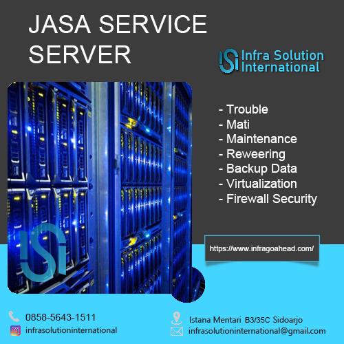Jasa Service Server Bali Enterprise