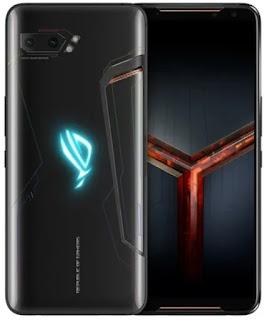 Smartphone untuk gaming Asus ROG Phone II