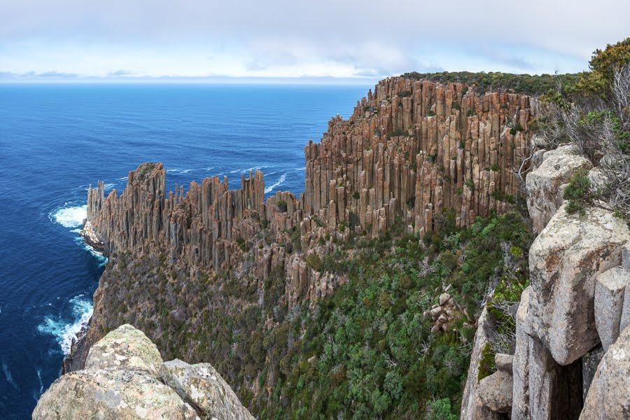Cape Raoul Tasmania