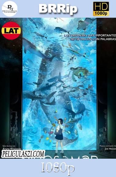 Espíritus del Mar (2019) HD BRRip 1080p Dual-Latino