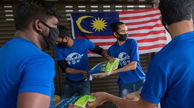 Prihatin! Alokasi Dana Indonesia Melawan Corona Kalah Jauh dari Malaysia