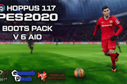 New Bootpack & Gloves V6 AIO - PES 2020