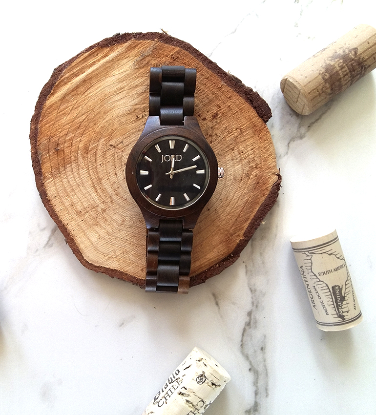 men's watch unique cool sandalwood JORD review timepiece