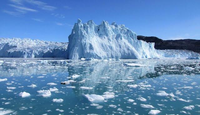 НАСА показало, що стало з льодовиків Гренландії за півстоліття, а тепер відчуйте різницю