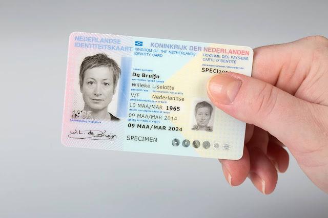 إزالة تحديد الجنس من بطاقات الهوية الهولندية