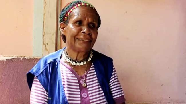 Mama Yosepha, Perempuan Tangguh dari Timika