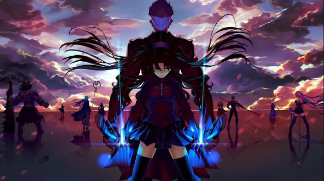 Fate/Stay Night: Unlimited Blade Works - Top Ufotable Anime [Best List]