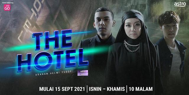 Drama The Hotel Di Astro Ria (Megadrama)