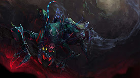 Weaver DOTA 2 Wallpaper, Fondo, Loading Screen