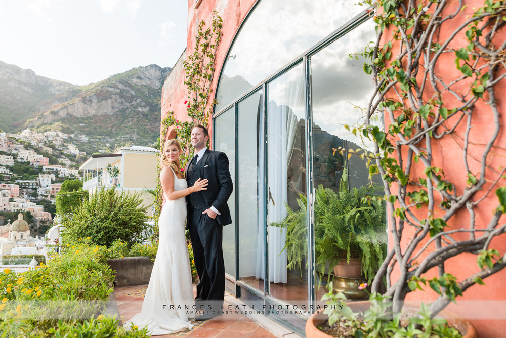 Hotel Marincanto wedding