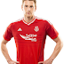 Adidas divulga as novas camisas do Aberdeen