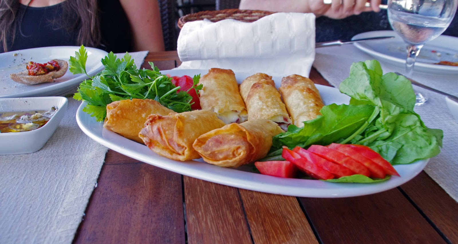 Eceabat Restaurant Dinner