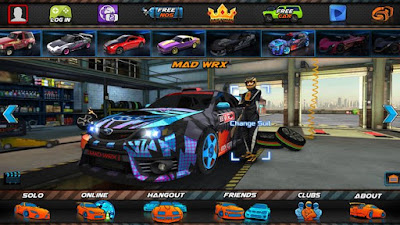 Download Dubai Drift 2 v2.4.2 Apk Latest Version Screenshot 1