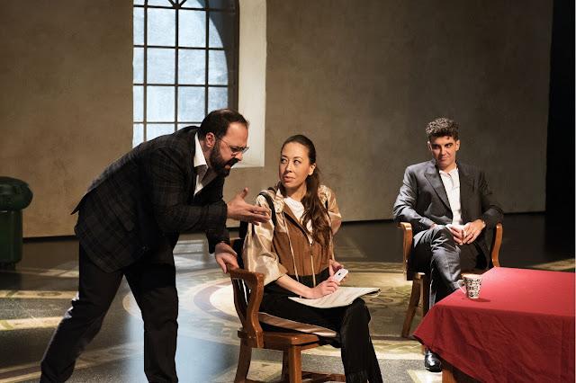Consentement, Duceppe, théâtre, Océane's Family