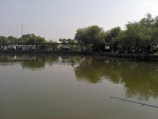 Tempat Wisata Kolam Pemancingan Sedati