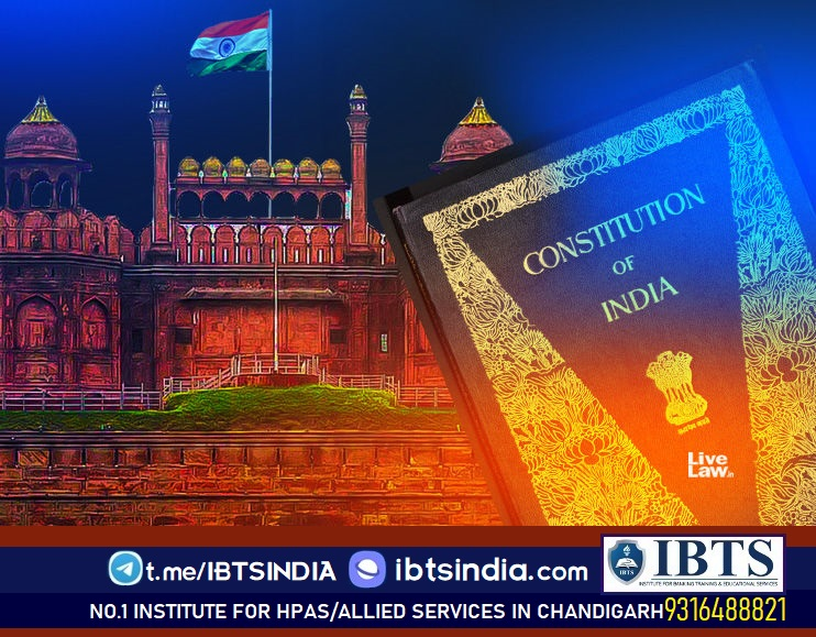 Constitution of India: Complete List of All Articles of Indian Constitution 2021 (Download PDF)