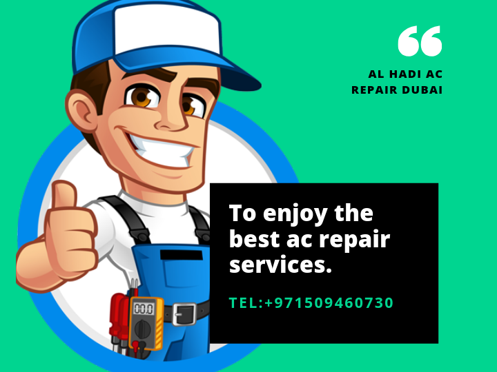 quick ac repair downtown dubai