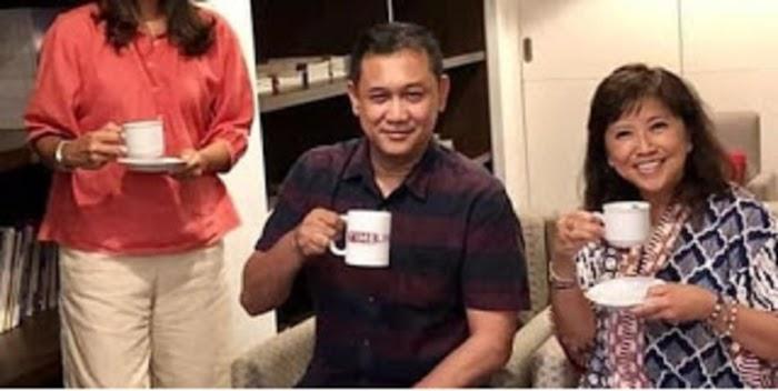 Denny Siregar Tuding Oposisi Banyak Makan Duit Haram, Publik: Duit Lu Ga Haram Bang?