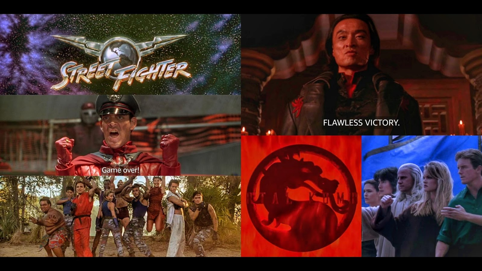 Headphonesneil Reviews Street Fighter Vs Mortal Kombat
