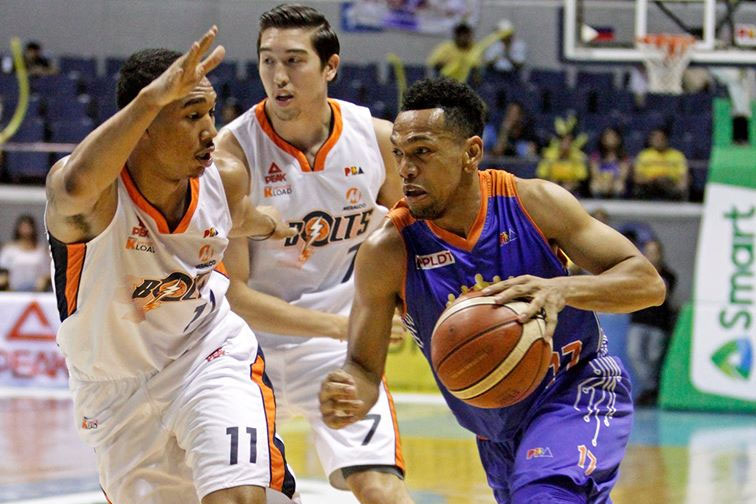 Jayson Castro posted 17 digits to seal game 1 versus Meralco