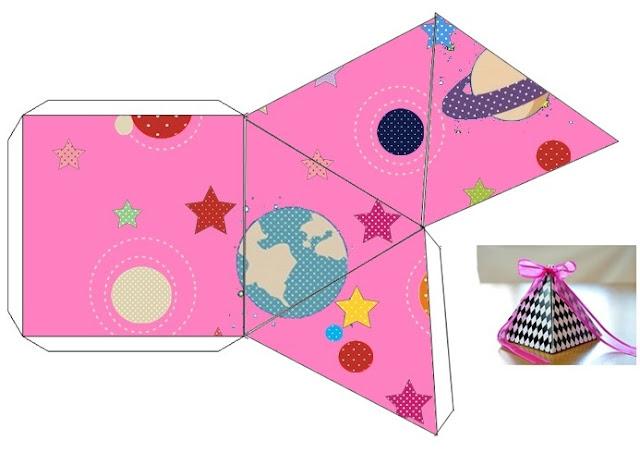 NASA Girls: Free Printables Boxes.