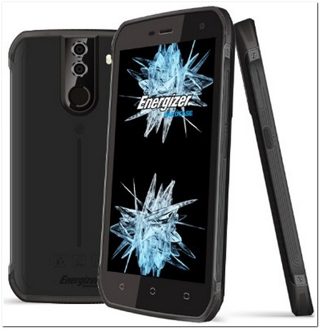 Smartphone Energizer Energy E550LTE MWC 2017
