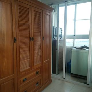 cho thuê căn hộ 3 phòng ngủ chung cư a.view