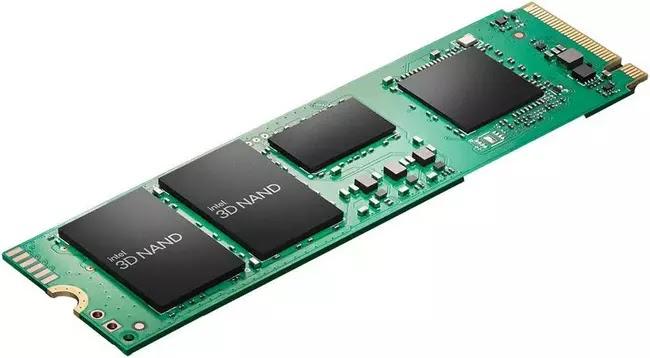 Intel SSD 670p M.2-2280 NVMe