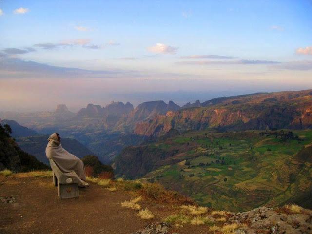Altopiani Etiopia