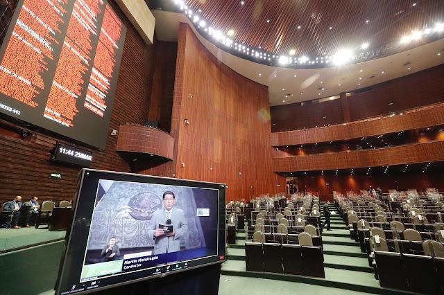 Cámara de Diputados promoverá demanda de controversia constitucional contra Congreso del Estado de Tamaulipas