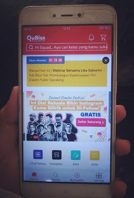 meningkatkan kemampuan bersama QuBisa