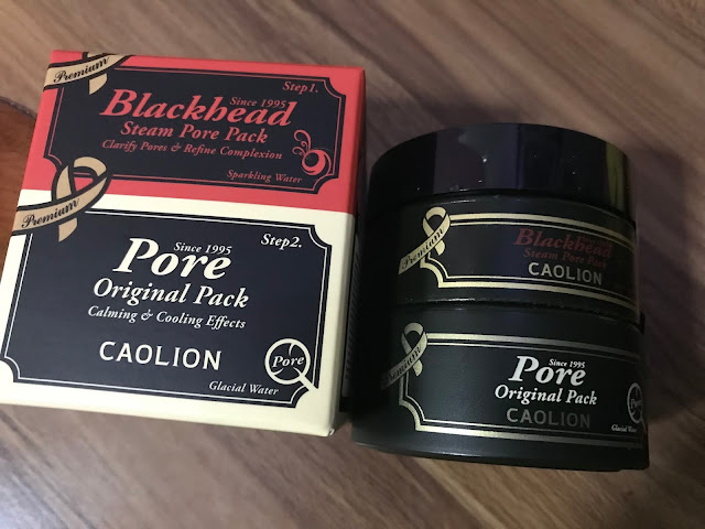 Caolion Steam Pore Pack