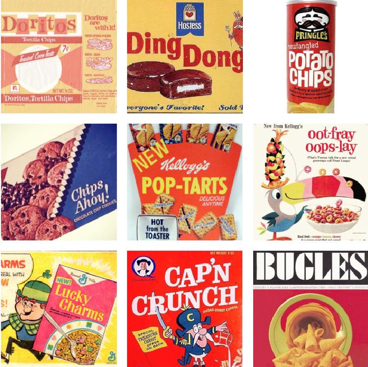 A Vintage Nerd, Vintage Blog, Vintage Junk Food, History of Doritos,  History of Junk Food, Vintage Lifestyle Blog