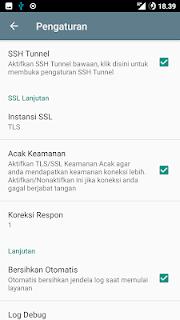 Config Videomax Telkomsel KPN Tunnel Rev Juli 2018