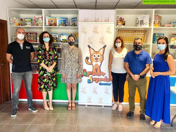 Se Inaugura la primera Biblioteca de Juegos de Habilidades y Estrategia de La Palma